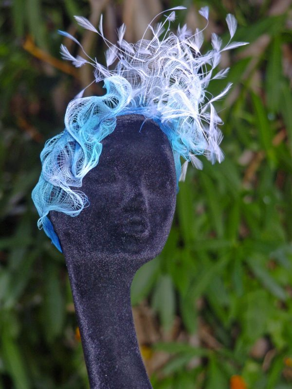 Bijou de tête «Déferlante»