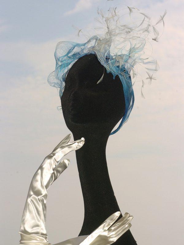 Bijou de tête «Eclaboussure»