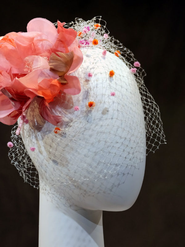 Bibi fleur de soie